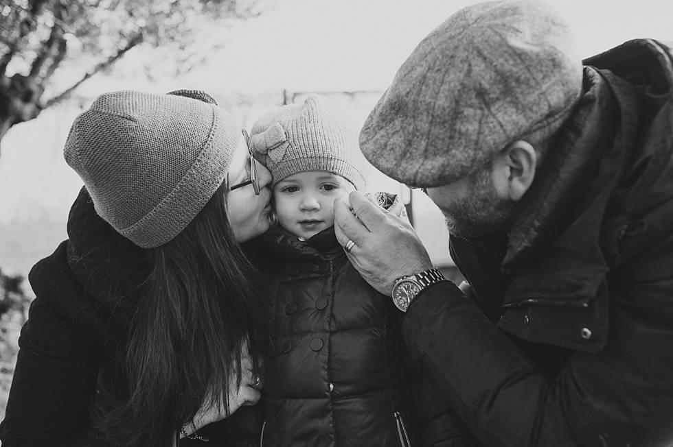 , A lovely family session: Fabio, Elisa e Nora