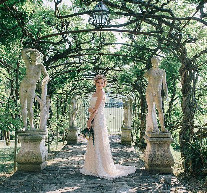 Italy inspiration shoot in the Castle / Fotografo Matrimonio Gorizia