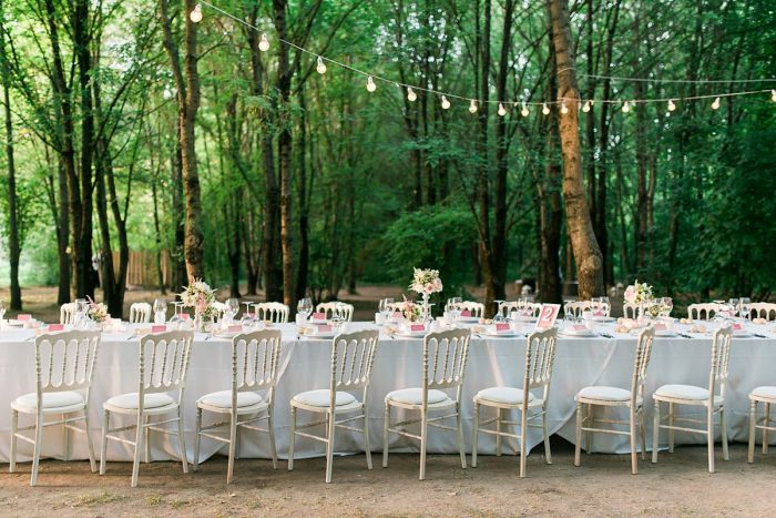 Enchanted Wood Wedding at Convento dell'Annunciata / Italy Wedding Photographer
