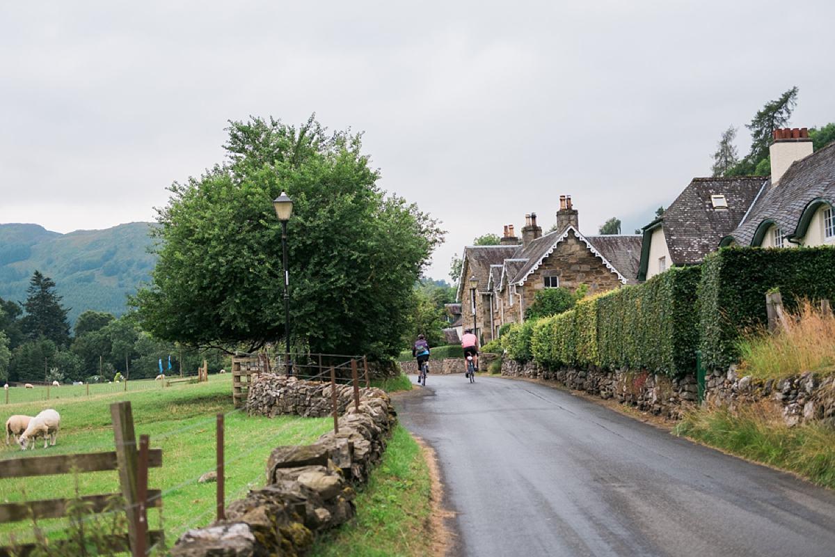 Scotland on the road, Scotland on the road