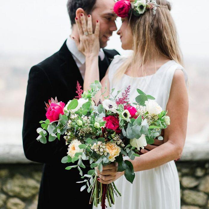 Elopement anniversary in Verona - Gakis & Riana