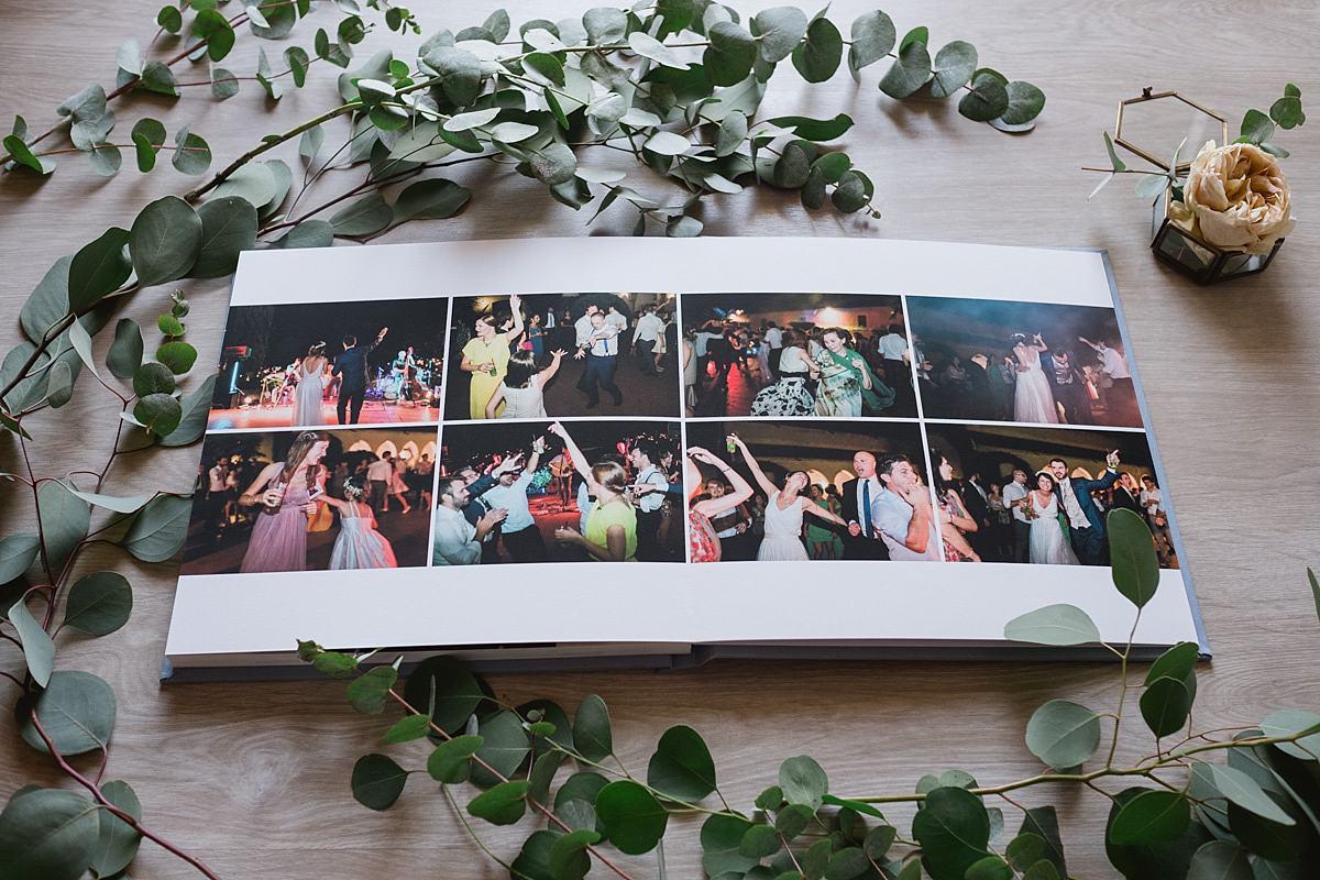 Wedding photo book, Wedding photo book
