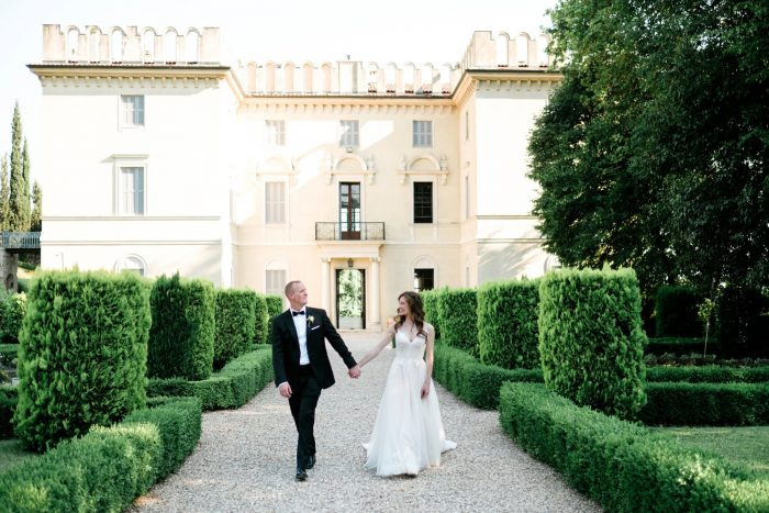 A dreamy wedding in Villa Rizzardi: Matt&Giovanna