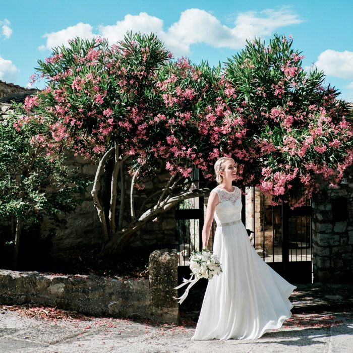 Intimate wedding in Chianti - Petter&Lisa