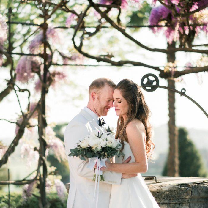 Wedding in Castello di Spessa - Nathan&Becky