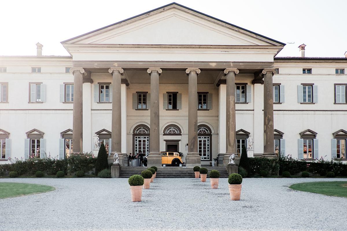 Wedding in Villa Caroli Zanchi – Federico&Aisa | Giovanna