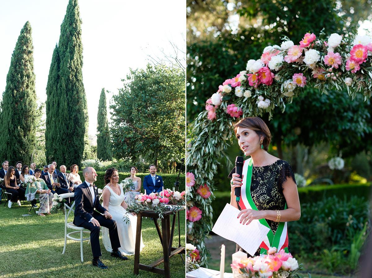 Matrimonio alla Commenda di San Calogero, Matrimonio alla Commenda di San Calogero