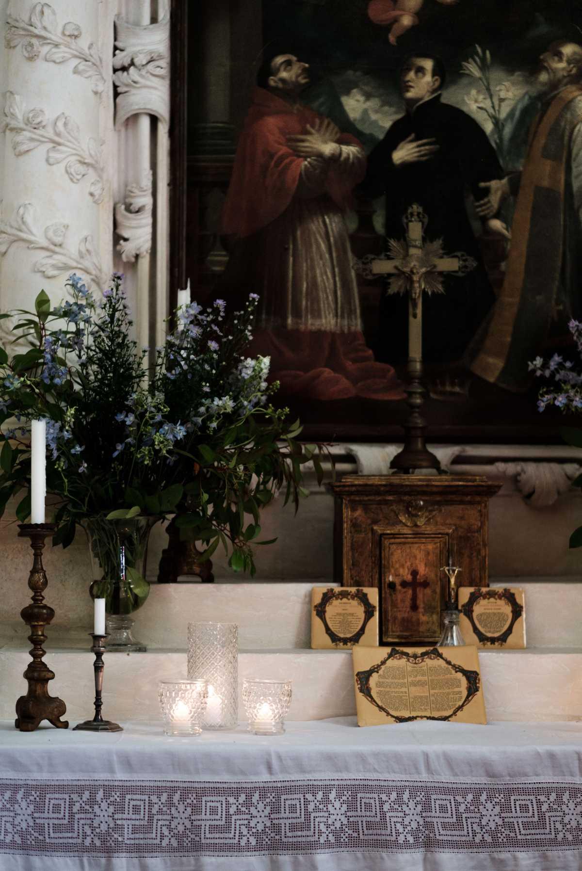 Chiesa di Villa Schiarino Lena a Porto Mantovano