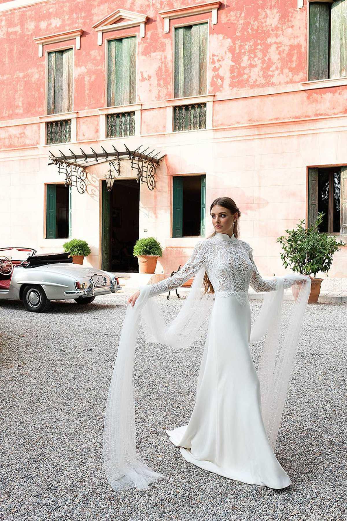 Look sposa di Maura Brandino a Villa dei Cipressi